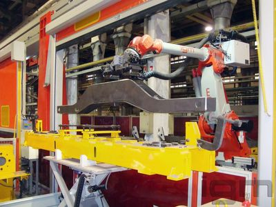 igm AP_Pick and Place Bogie Side Frame_Railway