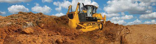 Liugong Dressta_bulldozer
