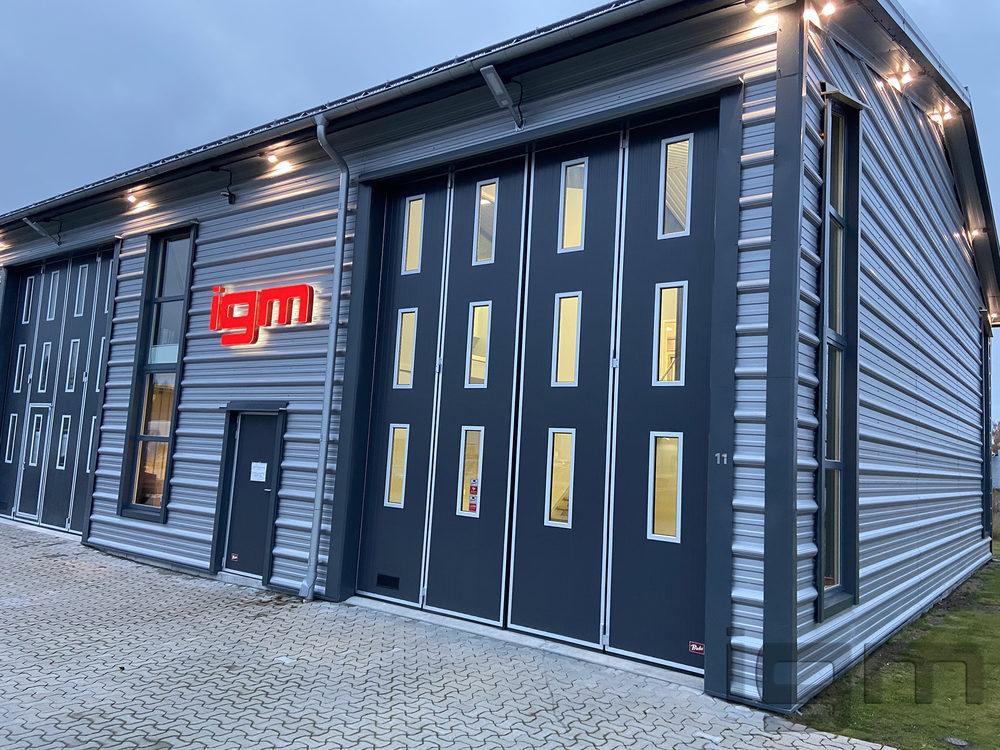 igm Welding Robots AB_Sweden_building