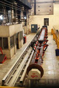 igm AP_bogie side beam_Railway