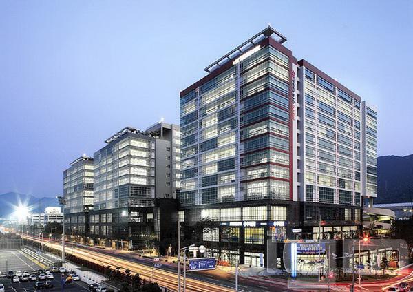 igm_igm Service Korea office building in ChangWon