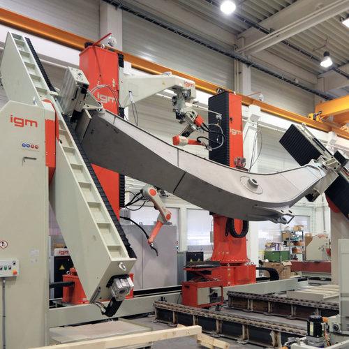 Igm Robotic Systems Ag