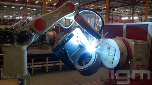 igm AP_excavator motor frame_Earthmoving